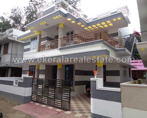 50 lakhs house sale in Pidaram Thirumala trivandrum kerala real estate