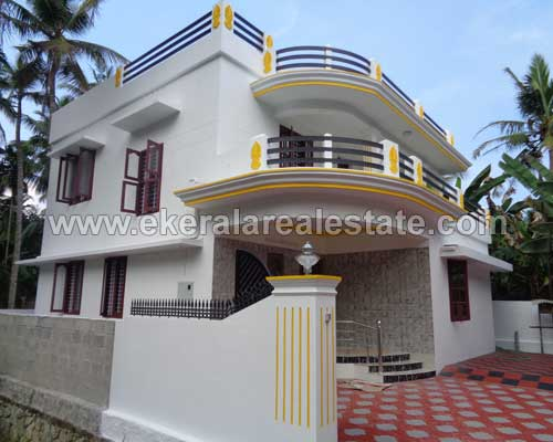 newly built house villas sale at Poojappura trivandrum kerala real estate