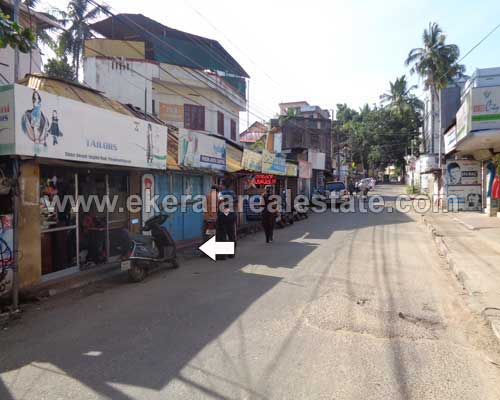 land with shop for sale in statue trivandrum kerala real estate