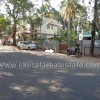 land with used house sale at Mannanthala trivandrum kerala real estate