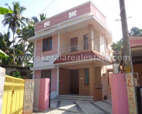 trivandrum real estate Vattiyoorkavu house villas sale at Vattiyoorkavu kerala