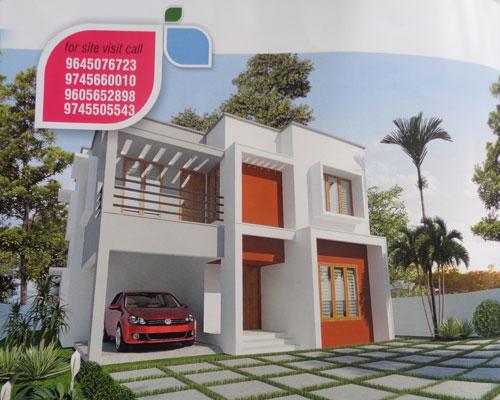 low price villas sale at mannanthala trivandrum mannanthala real estate