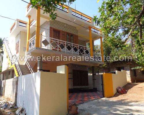 Sreekaryam Chempazhanthy new house villas sale trivandrum Sreekaryam