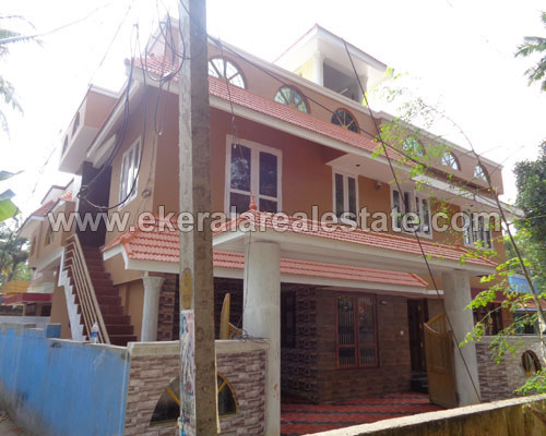 House for Sale at Manacaud Attukal Trivandrum Kerala real estate