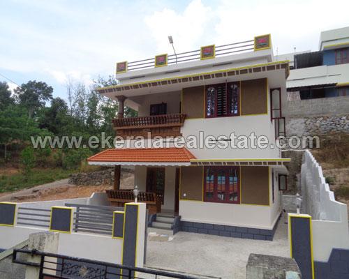 House for Sale at Powdikonam Sreekaryam Trivandrum Kerala real estate