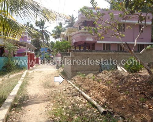 Karakkamandapam trivandrum 3 cents land plots sale kerala real estate