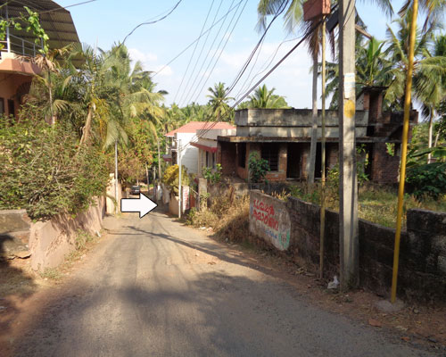 Land with Building for sale in Nalanchira kerala real estate