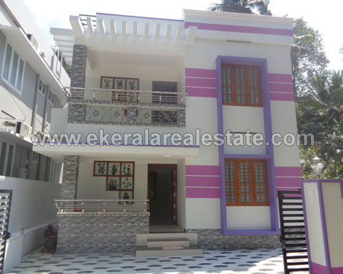 Oruvathilkotta trivandrum kerala new house for sale at Oruvathilkotta Anayara