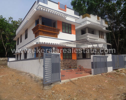 3 bedroom new villa for sale in Balaramapuram kerala real estate