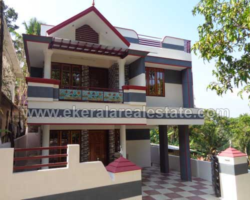 Chittazha Mannanthala house villas sale Mannanthala real estate trivandrum