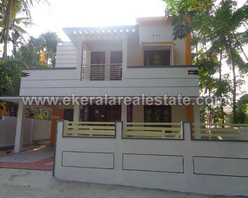 new house villas sale at Chanthavila Kazhakuttom Trivandrum kerala