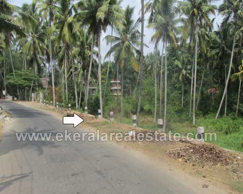 Ambalathara trivandrum Tar Road Frontage land plot for sale in kerala real estate