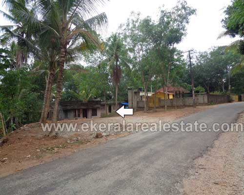 land with old house sale at Anad Nedumangad Trivandrum kerala