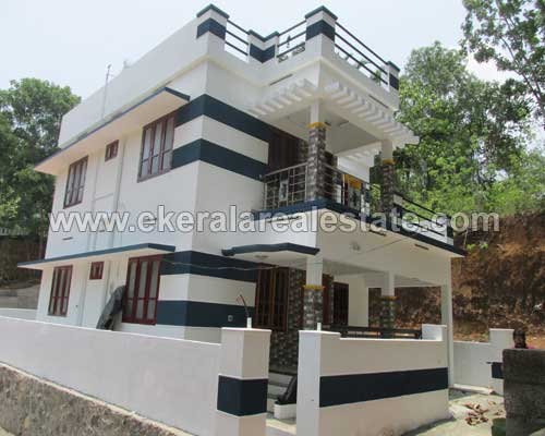 Independent Newly Built House for sale at Pappanamcode Trivandrum Kerala Pappanamcode Real estate