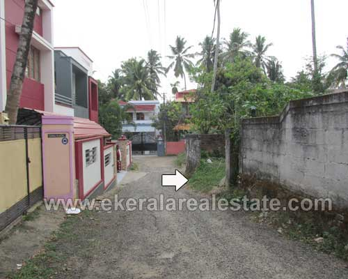 Property sale in Pappanamcode Trivandrum 8 cents Plot in Kaimanam Pappanamcode Kerala