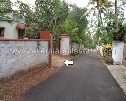 residential land plots sale at Vatta Plamoodu Varkala kerala real estate