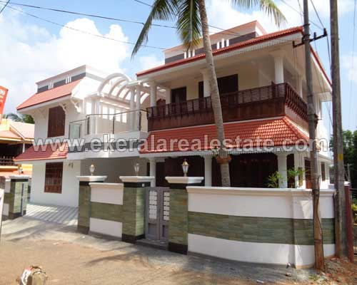 Thirumala Mangattukadavu latest houses villas for sale trivandrum real estate