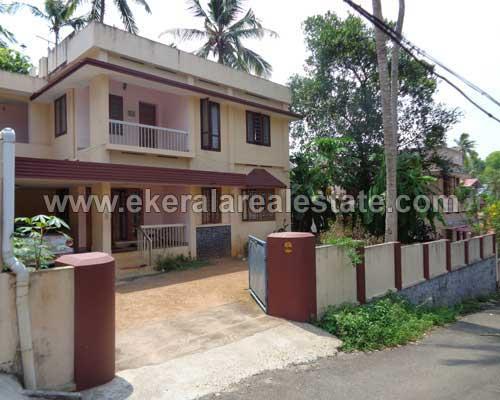 akg nagar peroorkada used house with land sale at peroorkada trivandrum kerala