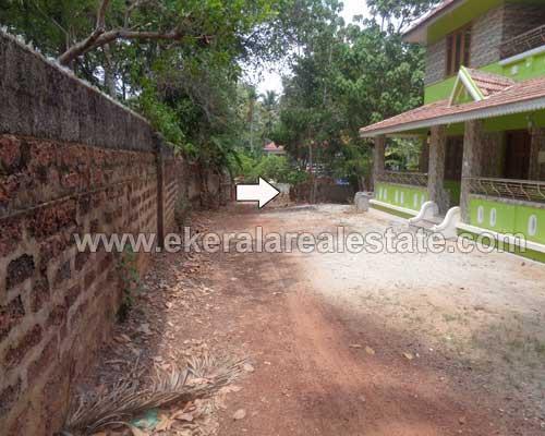 Kerala real estate Trivandrum Properties Residential house plot at Varkala