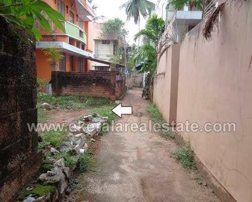 Land and Old House for sale at Kannammoola Kumarapuram Real estate Properties Trivandrum