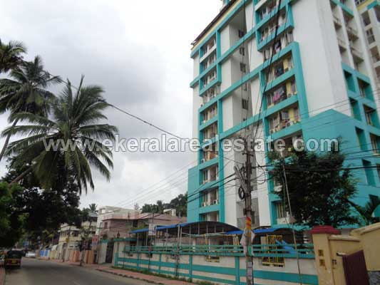 Jagathy Properties Trivandrum Main road frontage Flat sale in Jagathy Trivandrum