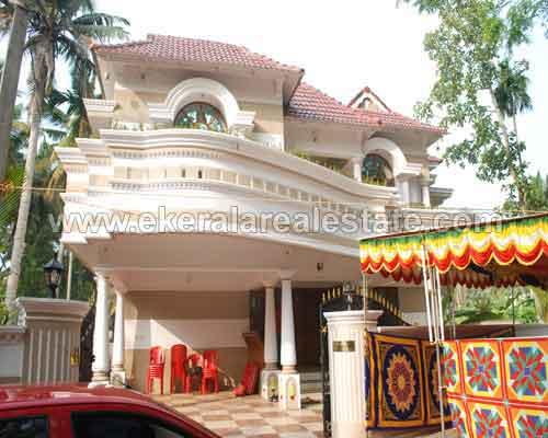 Thirumala 3000 Sq.ft Newly Designed House sale Thiruvananthapuram Properties