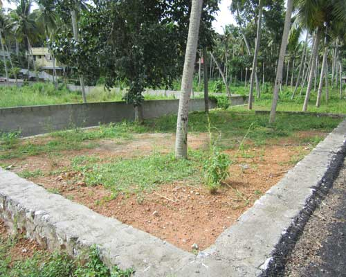 Trivandrum Njandoorkonam Sreekaryam Land plots for sale Kerala real estate Trivandrum Properties