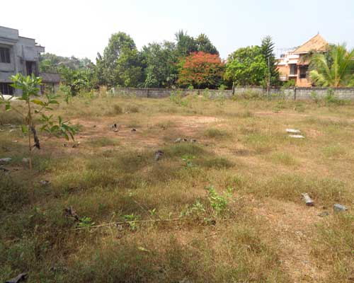 Trivandrum Chackai near Pettah East Facing Square Plot for sale Kerala real estate Trivandrum Properties