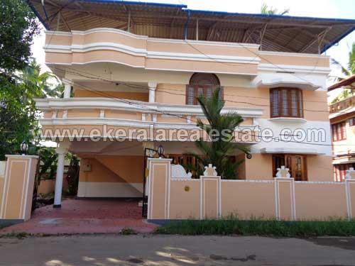Trivandrum Nalanchira Thilak Nagar Road frontage House for sale Kerala real estate Trivandrum Properties