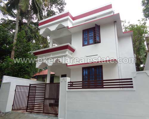 Trivandrum Kattaikonam near Pothencode 3 BHK new House Sale in Trivandrum real estate Properties