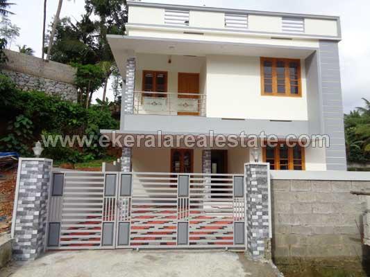 Thiruvananthapuram real estate 3 BHK new House in Moonnamoodu Vattiyoorkavu Kerala