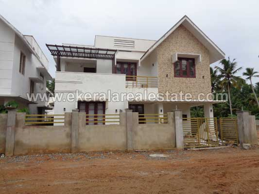 Brand New Villas for Sale at Powdikonam near Sreekaryam Trivandrum Kerala real estate