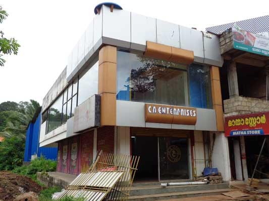 shops and building sale at palode trivandrum palode real estate properties