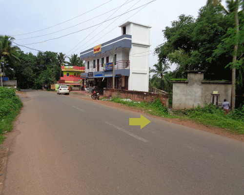 Trivandrum Korani near Attingal 5, 7, 8, 10 Cents House plots for sale
