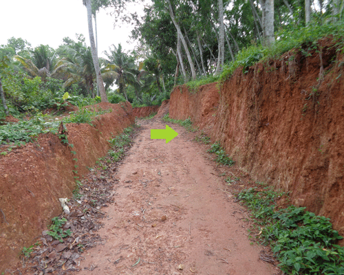 Trivandrum near Balaramapuram 22 cents land for sale