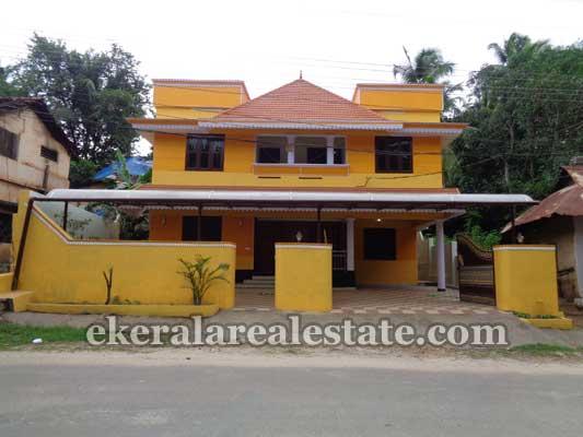 Trivandrum real estate Properties Land and used house in Vattiyoorkavu Trivandrum