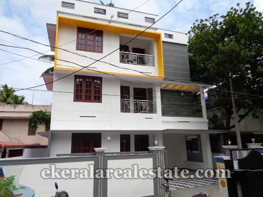 Kerala real estate Trivandrum Properties Double storied New House at Pettah