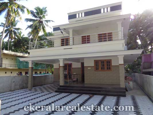 Trivandrum real estate Kerala Independent house near Technopark Trivandrum