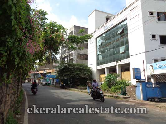 Trivandrum real estate Kerala Shop at Vazhuthacaud Bakery Junction Trivandrum