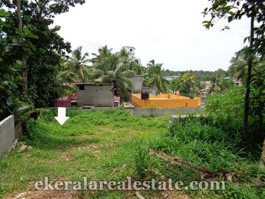 Land property for sale at Vazhayila peroorkada Trivandrum Kerala