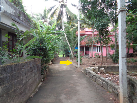 land in trivandrum land sale at Pappanamcode trivandrum kerala real estate properties