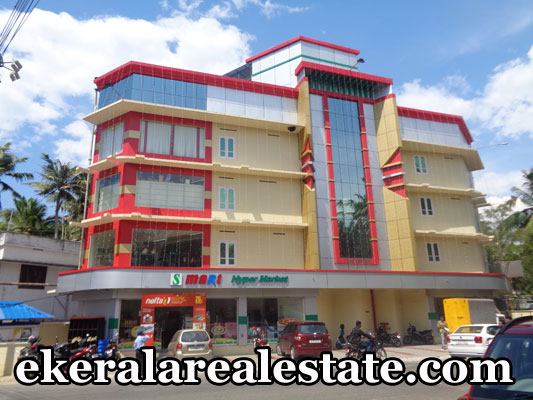 Kazhakuttom real estate properties Kazhakuttom shopping complex sale trivandrum