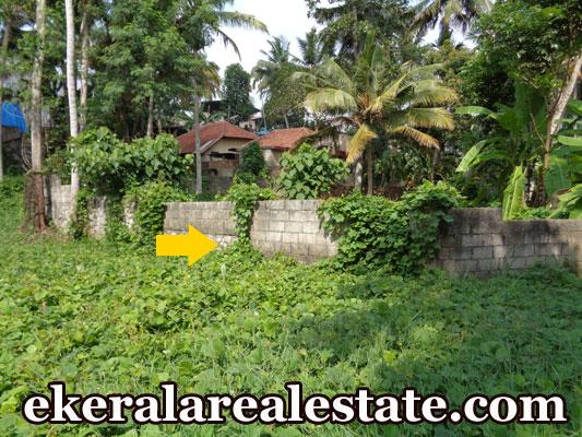 house plot for sale at Chencery Lane Nalanchira real estate kerala properties Chencery Lane Nalanchira house plot