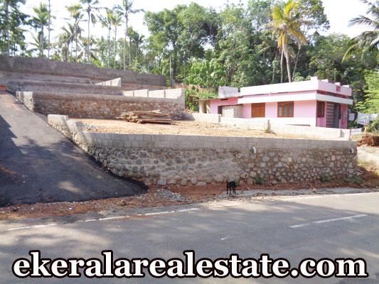 house plot sale at Perukavu Vizhavoor Rd Thirumala real estate properties kerala trivandrum