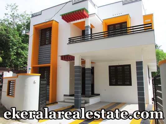 4 cent and 1600 sq.ft new house for sale at Pappanamcode Vellayani Studio Road real estate kerala trivnadrum Pappanamcode Vellayani