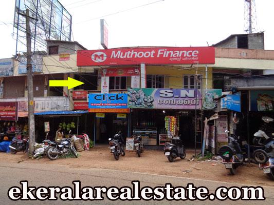 1000 sq.ft commercial building for rent at Kattakada Kuttichal Trivandrum real estate properties