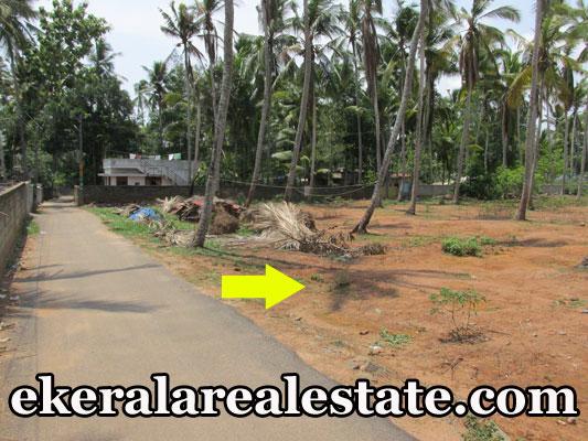 12 cent real estate house plot for sale at Vandithadam Pachalloor Thiruvallam Vizhinjam Trivandrum kerala properties