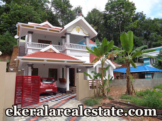 2000 sq.ft new villas house sale at Nedumangad Nettachira Trivandrum real estate kerala trivandrum Nedumangad Nettachira