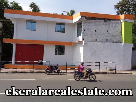 3000 sq.ft commercial building for sale at Karakkamandapam Nemom Trivandrum real estate kerala trivandrum Karakkamandapam