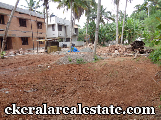 house plot for sale at Archana Nagar Pongumoodu Ulloor Trivandrum real estate kerala trivandrum Pongumoodu Ulloor Trivandrum
